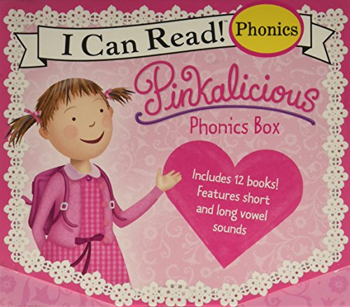 Pinkalicious Phonics Box Set (My First I Can Read Book)