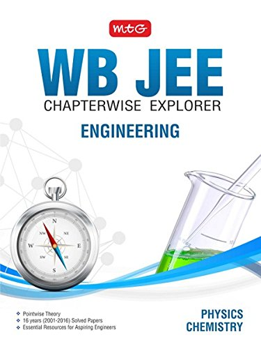 WB JEE Chapterwise Explorer Physics and Chemistry - Engg