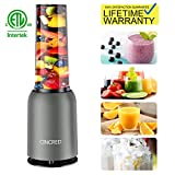 Cincred Updated 2019 Version Professional Personal Countertop Blender for Smoothie, Ice, Milkshake, Frozen