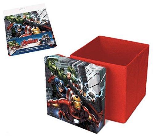 Marvel Los Vengadores Caja de Juguetes, Los Vengadores Caja...