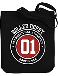 Teeburon Roller Derby MADE IN USA Bolsa de Lona