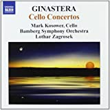 Ginastera: Cello Concertos