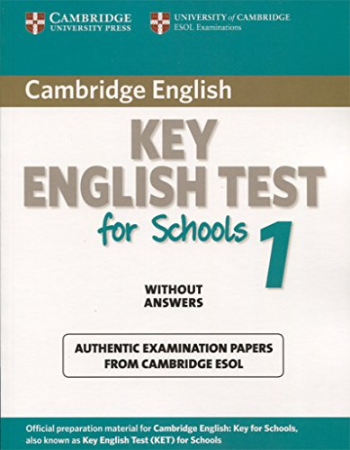 Cambridge Key English Test for Schools 1 Student's