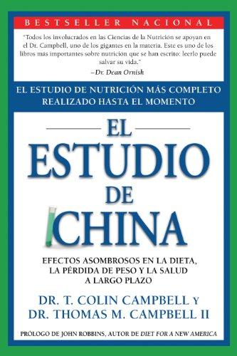 El Estudio de China por T. Colin Campbell