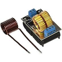 Yosoo yosoo5651615V-12V ZVS baja tensión Inducción Calefacción Bobina de módulo de alimentación con
