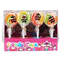 Hoots Lollypop Pack of 6