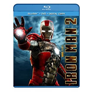 Used Purchases Iron Man 2
