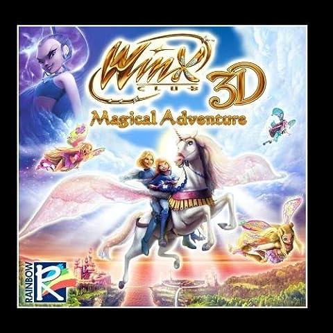 Winx Club 3D: Magical Adventure (Original Motion Picture Soundtrack) by Winx Club