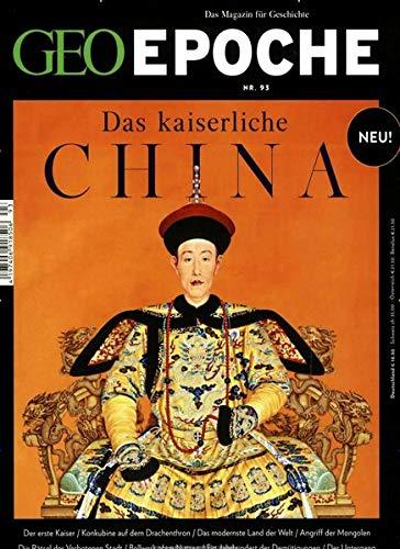 GEO Epoche / GEO Epoche mit DVD 93/2018 - Das kaiserliche China: DVD: Die Stadt der Kaiser