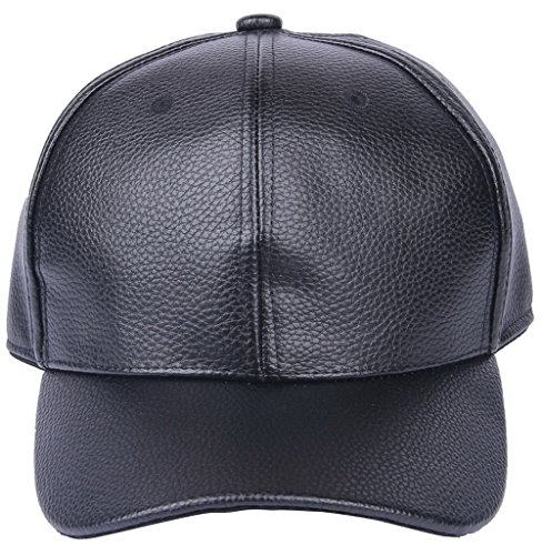 Bigood Mode Modisch Basketball Hut Damen Herren Baseball Caps 56-58cm Schwarz