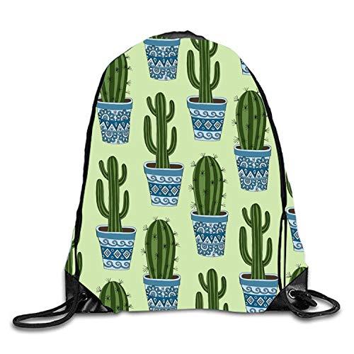 3 Drawstring Pack Beam Mouth School Travel Backpack Rucksack Shoulder Bags for Men/Women ()