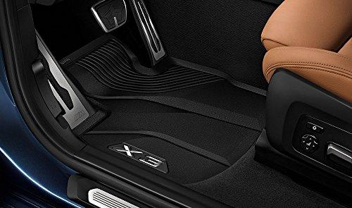 BMW Original Fußmatten Allwetter vorne X3 G01