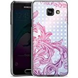 Samsung Galaxy A3 (2016) Housse Étui Protection Coque Points Motif Motif