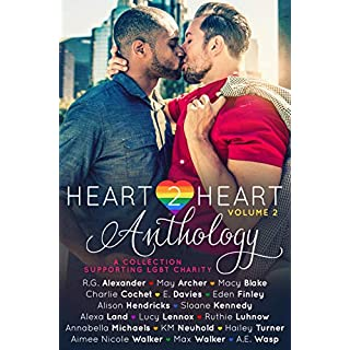 Heart2Heart: A Charity Anthology (Collection), Volume 2