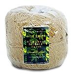 #10: 300 Metre Twisted Burlap Jute Twine Rope Natural Hemp Linen Cord String