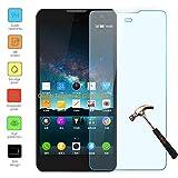 Owbb Protection écran en Verre Trempé pour ZTE Nubia Z7 Max Smartphone Films de protection Transparents Ultra Clear