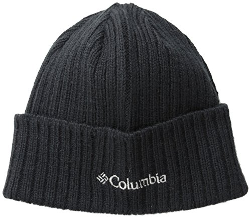 Columbia Gorro Unisex, Columbia Watch Cap II, Negro (Black), Talla Unica