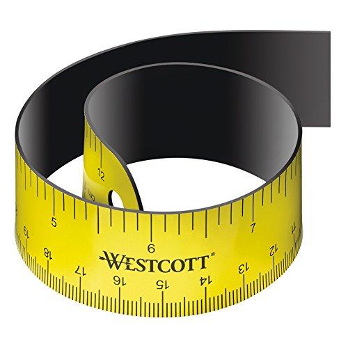 westcott-e-15990-00-lineal-flexibel-mit-magnetischer-rckseite-30-cm
