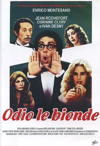 odio-le-bionde-italia-dvd