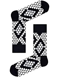 Happy Socks Snake Men's Calf Socks Size 41-46 HS660