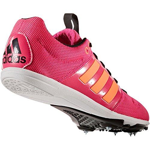 Adidas - Allroundstar j pointes - Chaussures à pointes d'athlétisme Rose