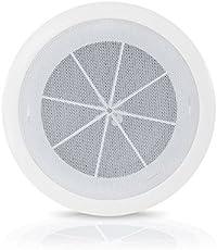 Pyle Home PDICS6 6.5-Inch Full Range In-Ceiling Flush Mount Enclosure Speaker