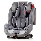 Heyner 786020 Kindersitz Capsula Multi ERGO 3D (I, II, III), Koala Grey
