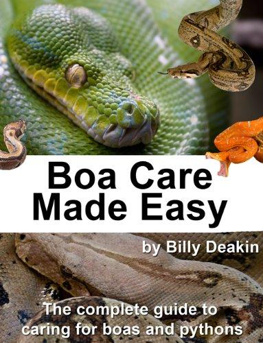 Boa Care Made Easy (English Edition) -