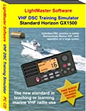 Marine VHF Radio Learning & Practice Simulator