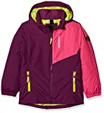 NAME IT Mädchen Jacke NITSTORM Jacket NMT G FO, Mehrfarbig (Festival Fuchsia), 134