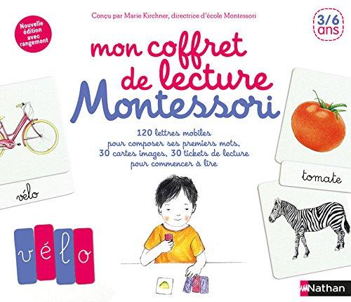 Mon coffret de lecture Montessori par From Nathan