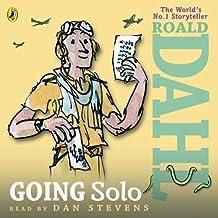 Going Solo (Dahl Audio) by Dahl, Roald (2013) Audio CD