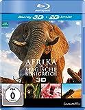 Afrika - Das magische Königreich  (2D+3D) (Blu-ray 3D) -
