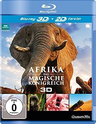 Afrika - Das magische Königreich (2D+3D) (Blu-ray 3D)