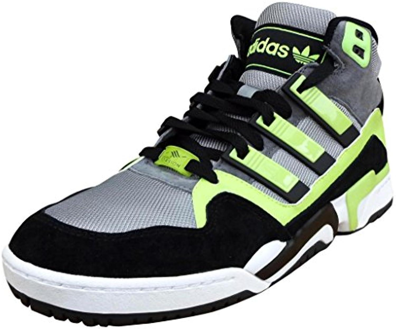 Adidas TORSION 92 Grau Schwarz Herren Sneakers Schuhe Torsion Neu