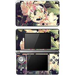 "'Disagu SF de 101949_ 1057Diseño Protector de pantalla para Nintendo 3DS–Diseño ""Rododendros geomerisch transparente"