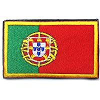 Bandera bandera bandera bandera bandera bandera bandera bandera bandera de los países chic bandera mágica brazalete pegatinas parches (Portugal)