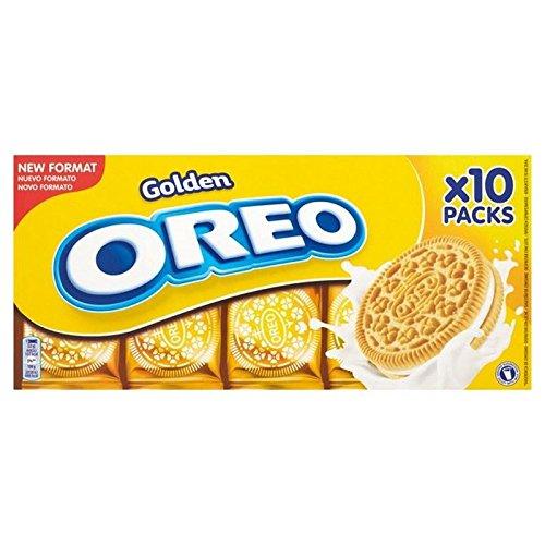 Preisvergleich Produktbild Golden Oreo Sandwich Kekse Snack-Pack 220G