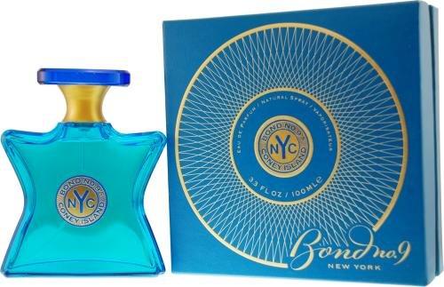 Herren Coney Island (Bond No.9 Coney Island unisex, Eau de Parfum Vaporisateur, 1er Pack (1 x 100 ml))