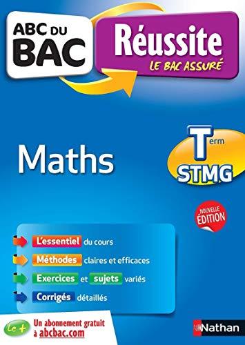 ABC du BAC Réussite Maths Term STMG