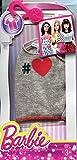 #5: Barbie Fashion Heather Heart Tank, Multi Color