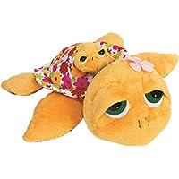 Li'l Peepers 14211 - Suki Gifts Sunshine Schildkröte Mama mit Baby, 29 cm, gelb