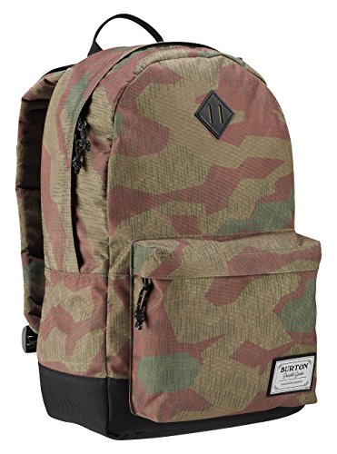 Mochila Burton Kettle, color splinter camo print, tamaño talla única, volumen liters 20.0