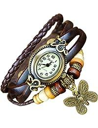 BOOLAVARD homme et la femme bracelets en cuir, montre-bracelet. Longueur: 18cm - 20cm