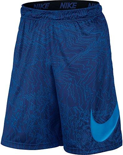 NIKE Herren Shorts Fly 2.0 Blue