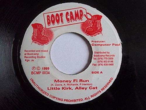LITTLE KIRK & ALLEY CAT Money Fi Run / MISSY LJ Jumpstart 7