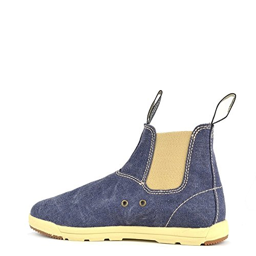 Blundstone Womens 1422 Canvas Boots Damen Blau