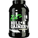 ZEC+ Bullgainer Protein-Pulver für Muskelaufbau & Masseaufbau, Weight-Gainer Eiweiß Supplement mit Proteinen & Kohlenhydrathen, idealer Protein Shake für mehr Masse, White Chocolate Coconut 3500 g