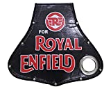 #8: Motopart Rear Customized Royal Enfield Mudflaps For For Royal Enfield ELECTRA