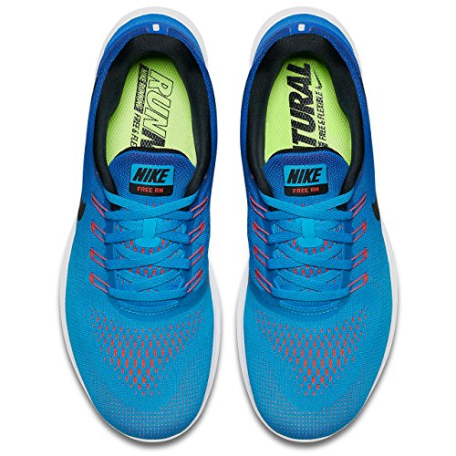 Nike 831509-404, Sneakers trail-running femme Bleu